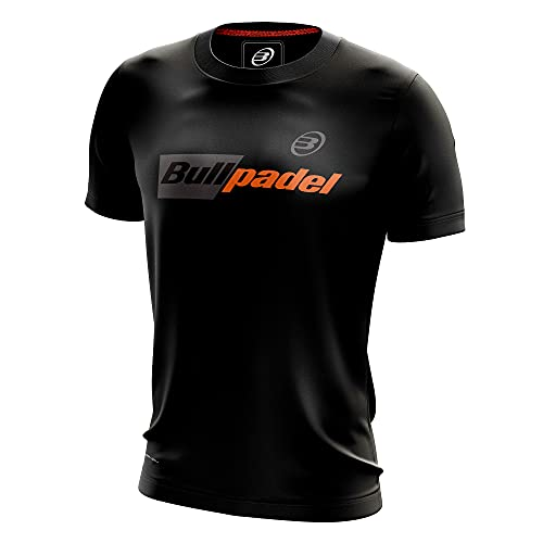 T-Shirt Bullpadel/ODP 2 Black (L)