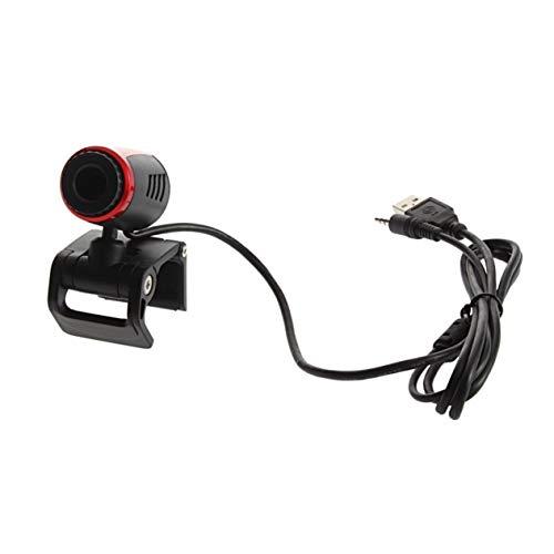 EdBerk74 En Stock PC portátil Gratis/envío Directo USB 2.0 Clip Webcam Cámara Web con micrófono Micrófono Más Nuevo