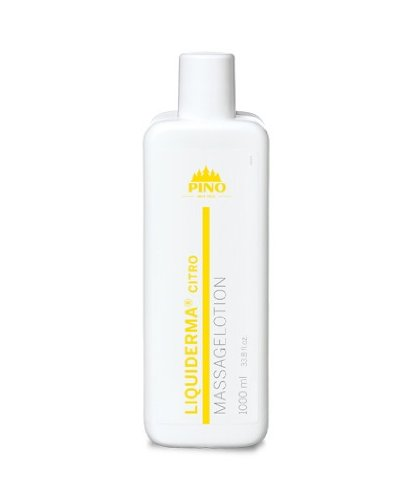 Liquiderma® Citro Massagelotion 1.000 ml (Grundpreis 21,99 Euro/ 1 Liter)