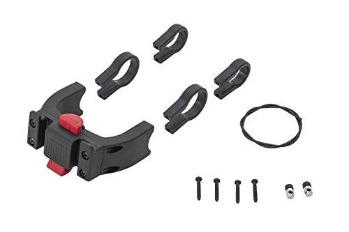 VAUDE Ersatzteil Klick Fix for E-Bike handle bar, black, one Size, 127780100