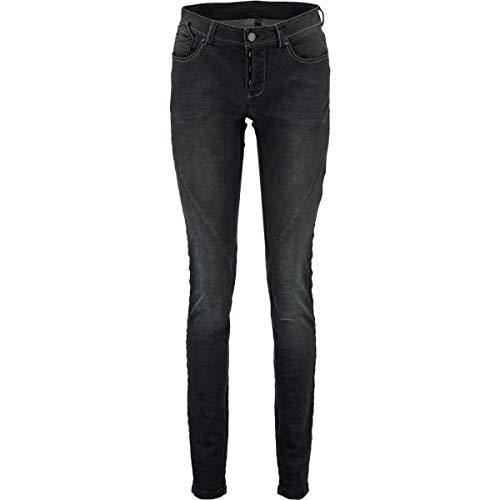 Zabaione Hailmich Jeans Dilek, (Black (90001)), Gr. 40