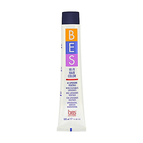 BES Hi-Fi Hair Color with Vegetable Liposomes 5.0 Light Brown