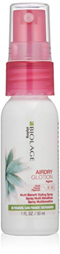 Price comparison product image BIOLAGE Styling Airdry Glotion / Multi-Benefit Spray For A Glossy,  Finished Look / Paraben-Free / For All Hair Types / 1 fl. oz.