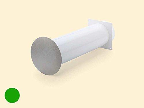 NABER COMPAIR® Flow Star GTS 150 Mauerkasten Ø150 mm (R&rohranschluß)