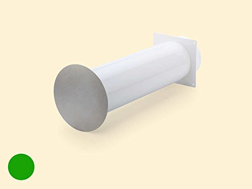 NABER COMPAIR® Flow Star GTS 150 Mauerkasten Ø150 mm (Rundrohranschluß)