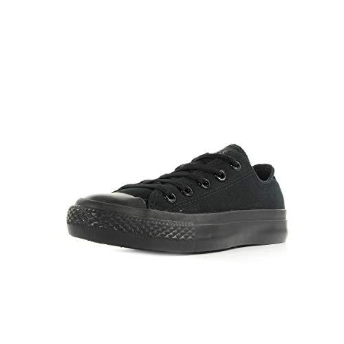 Converse Unisex-Erwachsene C Taylor A/s Ox Sneakers, Schwarz (Black Monochrome), 40 EU