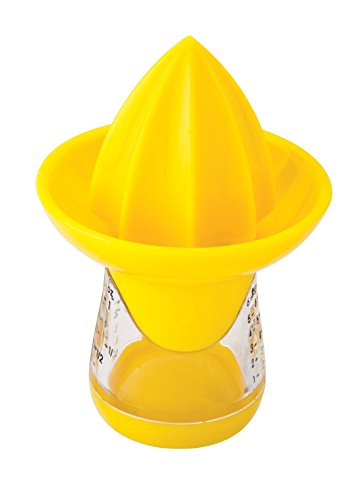Joie Kitchen Gadgets 29403 Joie Lemon and Lime Juicer and Reamer, Yellow,...