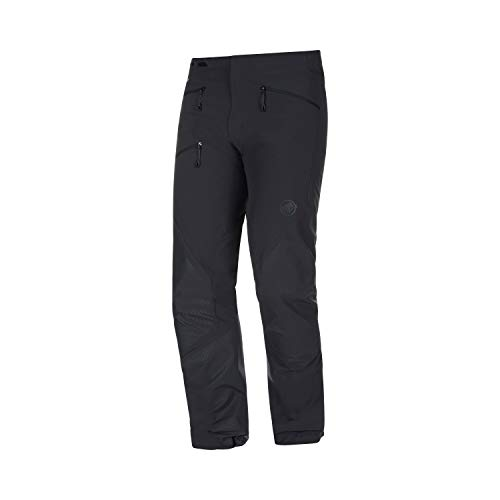 Mammut Courmayeur Pantalon Soft Shell Homme Black FR : XL (Taille Fabricant : EU 52)