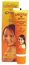 Carotone Brighten Cream Collagen Formula 30 Milliliter