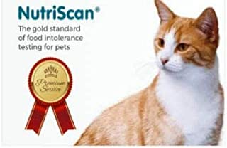 Nutriscan Pet Food Intolerance and Sensitivity Test for Cats