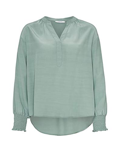 OPUS Damen Famina Bluse, Ice Green, 36
