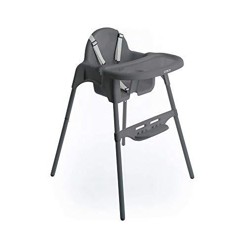 Cadeira de Refeição Cook Cosco - Cinza