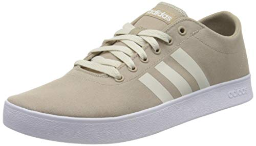 adidas Easy Vulc 2.0, Scarpe Sportive Bambino, Caqtra/Blapur/Ftwbla, 35 EU