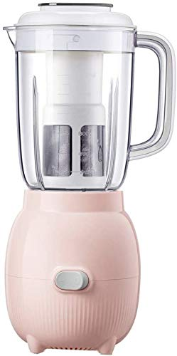 Portable Household Juicer Kleine Multi-Function Fruit Machine Mixer Steel Filter Verwisselbare Rinse/Three Cups Drie Messen One Button Switch 1.2L vaatwasser tabbladen jilisay
