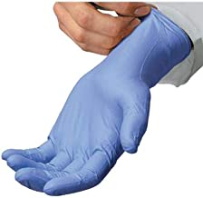 Safety Zone GREH-LG-5M High Risk Polymer-CTD PF Latex Glove 11MIL 12 LG