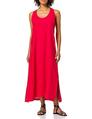REPLAY W9677 .000.84072G Vestido, 559 Geranium Red, S para Mujer