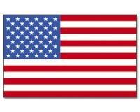 USA drapeau géant: 150 x 250 cm-matelas