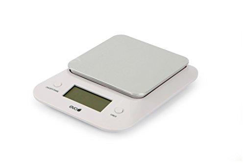 Eva Collection 3363000 Kaufgut Bilancia Elettronica da Cucina Portata 3 Kg