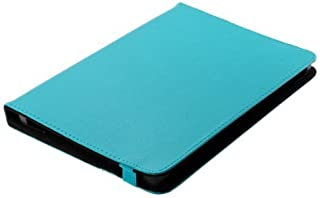 Funda con Tapa para Tablet PC Portatil Case Color Azul Claro con función Atril, Apta para Acer Iconia A3-A10