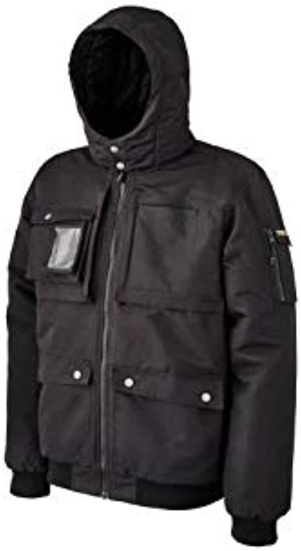Robert Dyas Stanley Toledo Bomber Work Jacket Medium - Black