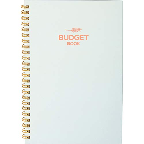 Monthly & Weekly Budget Planner Organizer  Financial Budgeting Book & Expense Tracker  Control Your Finances - Undated Start Anytime, 12 Months