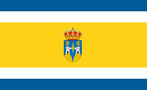 magFlags Bandera Large Cumbres de San Bartolomé | Cumbres de San Bartolomé Huelva, España | Bandera Paisaje | 1.35m² | 90x150cm