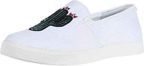 Katy Perry Women's The Kerry Sneaker, CACTUS,6 M