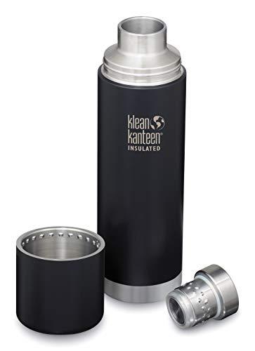 Kleen 1004932 Kanteen Thermal Isolierkanne Thermal Kanteen TKPro-SB 1000 ml schwarz