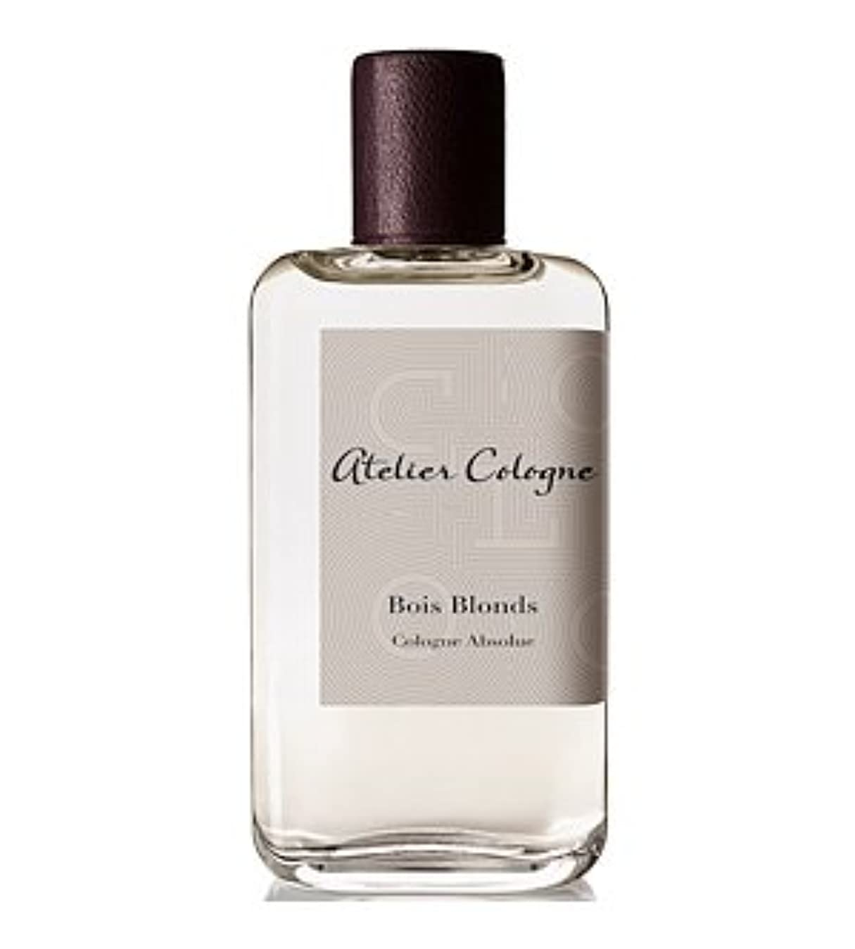 休憩する凍る伝染病Atelier Cologne Bois Blonds (アトリエ コロン ボア ブロンド) 3.4 oz (100ml) Cologne Absolue