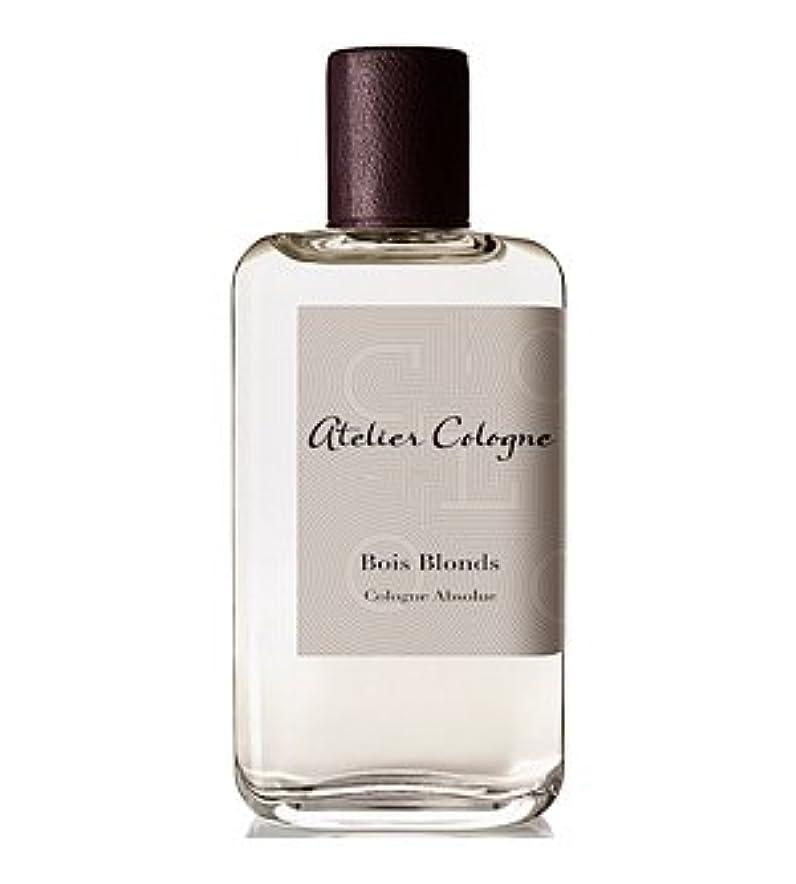米国サーキュレーショントロイの木馬Atelier Cologne Bois Blonds (アトリエ コロン ボア ブロンド) 3.4 oz (100ml) Cologne Absolue