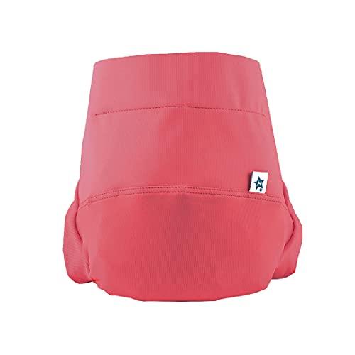 Couche lavable - réutilisable Hamac saine pour bébé et l'environnement - Coloris : Falbala - Taille M (6-12 kg)