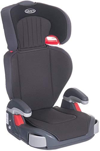 Graco Junior Maxi Autositz mit hoher Rückenlehne Gruppe 2/3, Nachtschwarz