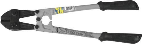 Bolzenschneider aus Chrom-Molybdän-Stahl (Größe 900 mm, Schnitt max. .16 mm).