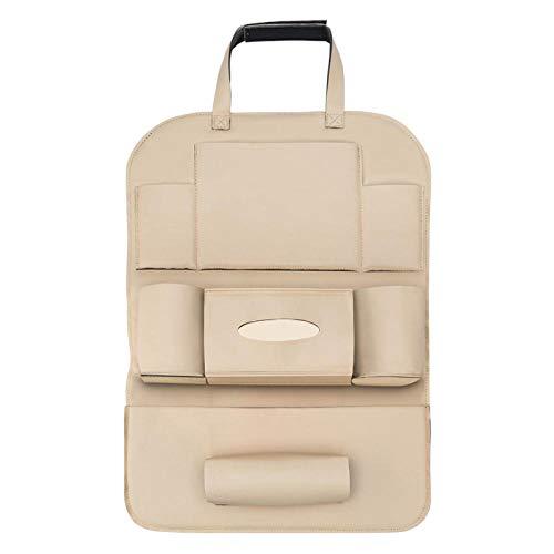 Sac de rangement de dossier de voiture siège suspendu sac de siège multifonctionnel