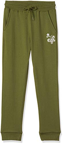 Amazon Brand - Jam & Honey Girls Joggers Relaxed (PAG Multi 10_2-3 Years)