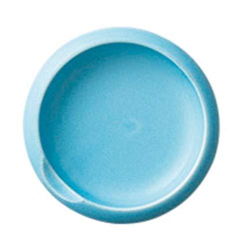 マカロン小皿パステルブルー [ 9.1 x 2.4cm ] [ 小皿 ] | 洋食 飲食店 レストラン カフェ モダン おしゃれ 業務用