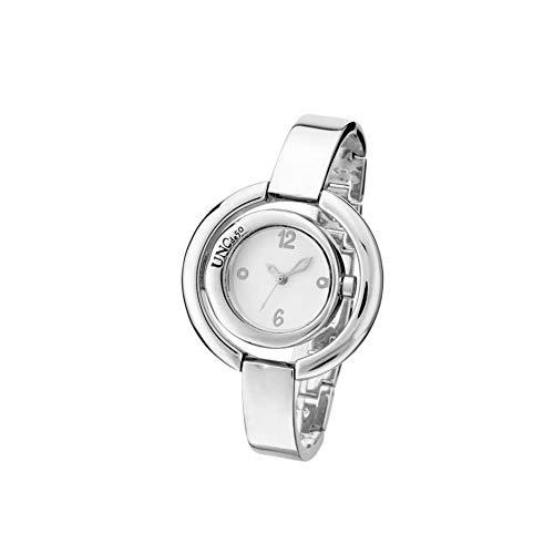 Reloj Uno de 50 Time\'s UP REL0141BLNMTL0U Mujer Plata