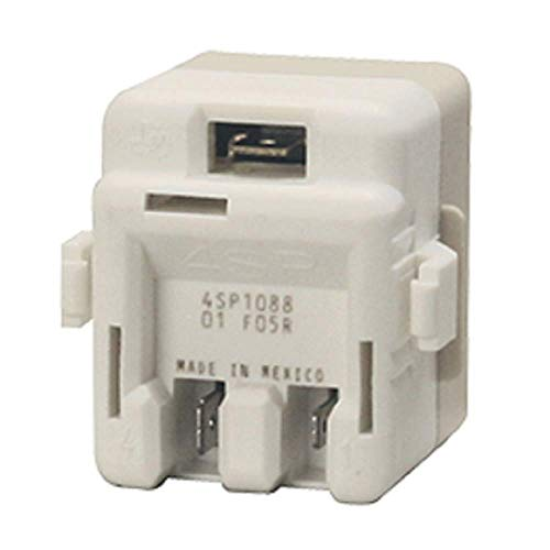 Price comparison product image Edgewater Parts 61005518,  AP4009659,  PS2004057 Refrigerator Compressor Overload and Relay Kit,  Compatible With Whirlpool
