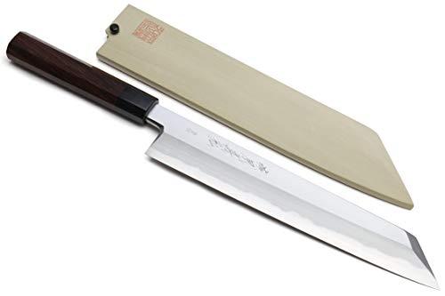Yoshihiro Hongasumi Kiritsuke, 10.5-Inch Chef Knife