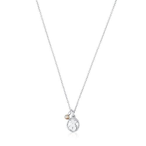 TOUS Collar con colgante Mujer plata - 712322520