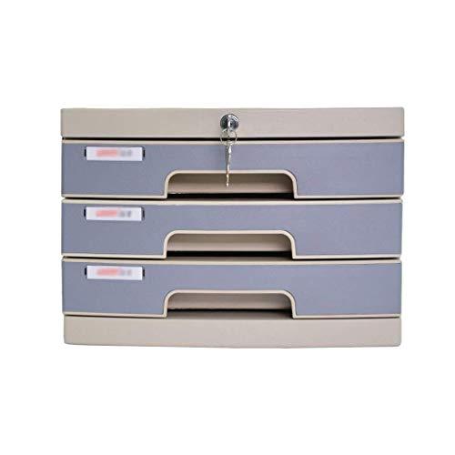 Armario de almacenamiento de archivos Armario de archivos Mesa con cerradura Oficina...