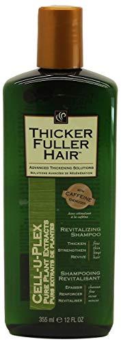 Thicker Fuller Hair Revitalizing Shampoo, 12 Ounce