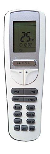 Telecomando condizionatore Gree, Ferroli Diamond, Unical, Vaillant ed altri YAA1F YAA1FB funziona con climatizzatore - pompa di calore