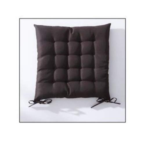 Today 261210 Assise Matelassée Polyester Cacao 40 x 40 cm