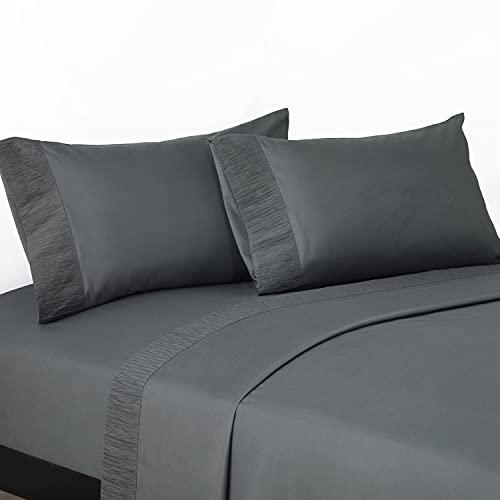 Bedsure Sabanas 150 x 190 - Juego Sábanas 150x200 Verano