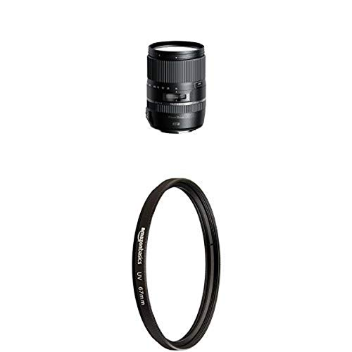 Tamron All-In-One Zoom for Nikon DX DSLR Cameras with UV Protection Lens