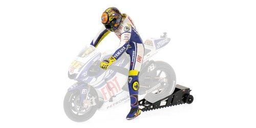Minichamps 312090046 - Modellino Valentino Rossi, Moto GP, Scala 1:12