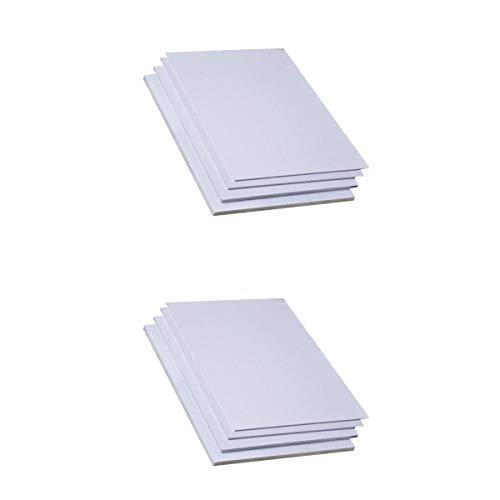 Kunststoffplatte Modellbauplatte Modellbau Zubehör, 7tlg/Set