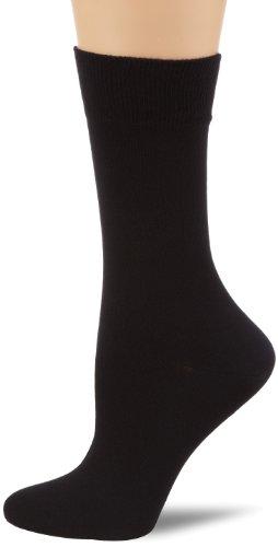 KUNERT Damen Socken 223500 Liz, Gr. 39/42, Schwarz (Black 0070)