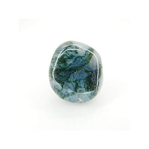 Rodados de Agata Musgosa 14x24mm (Pack 250gr) Minerales y Cristales, Belleza energética, Meditacion, Amuletos Espirituales